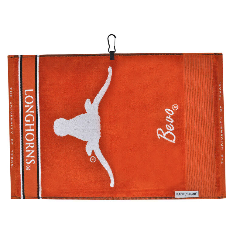Team Effort Texas Jacquard Towel