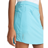 Alternate View 2 of Perforated Solid Stretch Golf Skort
