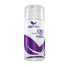 750mg CBD Rapid Cooling Cream