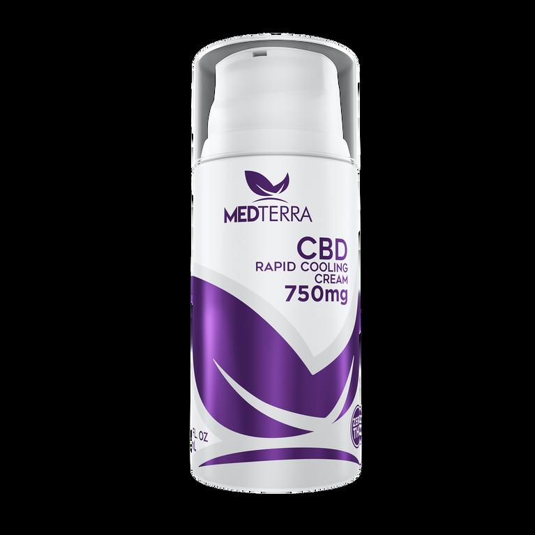 750mg CBD Rapid Cooling Cream