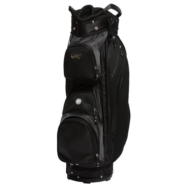 Glove It Black Mesh Cart Bag