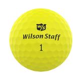 Alternate View 1 of DUO Professional Matte Yellow Golf Balls