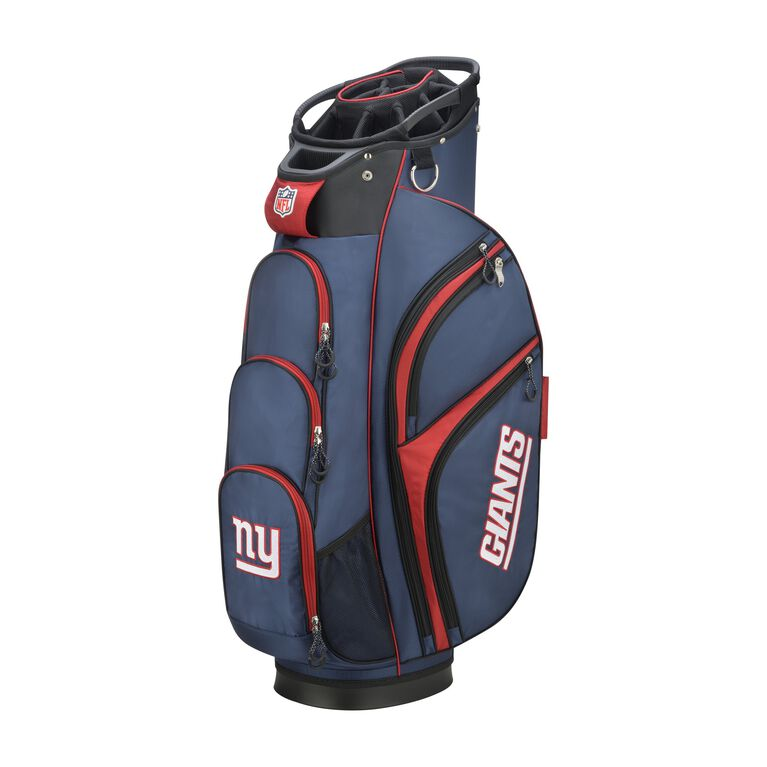 Wilson Staff NFL Cart Bag - New York Giants