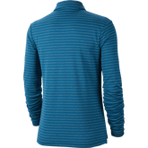 Alternate View 5 of Dri-Fit Long Sleeve Striped Polo Shirt