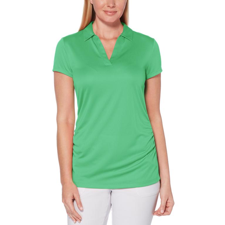 Short Sleeve Airflux Golf Polo Shirt