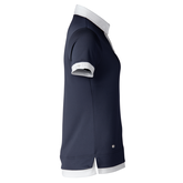 Alternate View 1 of Coastal Collection: Tibby Navy Contrast Trim Polo