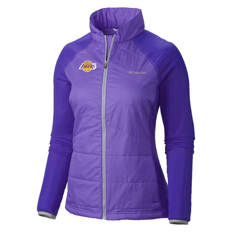 LA Lakers Full Zip Women's Jacket