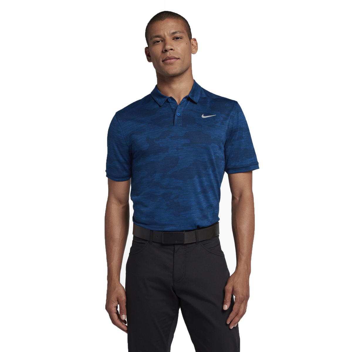 ae3c07970030 Nike Zonal Cooling Camo Golf Polo