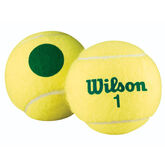 Alternate View 1 of Wilson Green Tournament Transition Balls