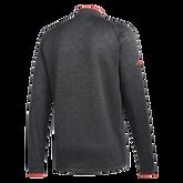 Alternate View 1 of Midweight Textured Full Zip Jacket
