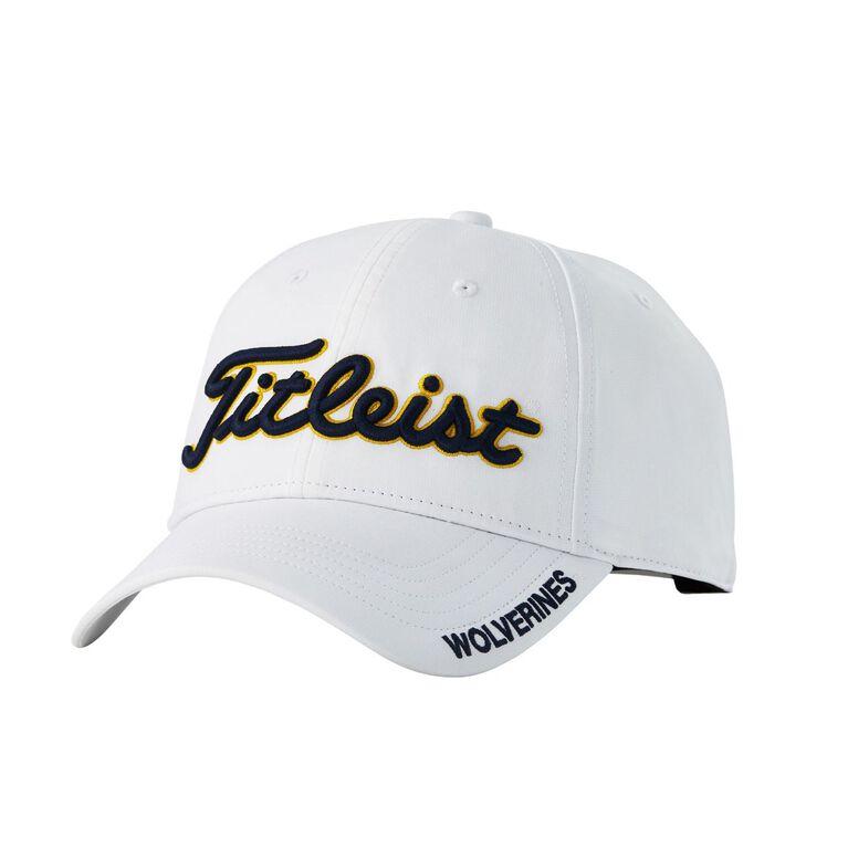 Tour Performance Collegiate Hat - Michigan