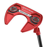 TaylorMade TP Ardmore 2 Red/White Putter w/ SuperStroke Grip