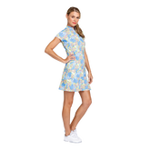 Alternate View 2 of Fun in the Sun Collection: Neale Ditsy Daisy Short Sleeve Dress