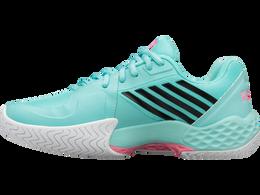 Aero Court Women's Tennis Shoes -  Light Blue