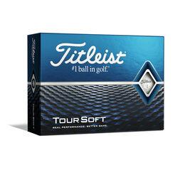 Tour Soft Golf Balls