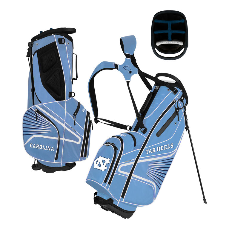 Team Effort North Carolina GridIron III Stand Bag
