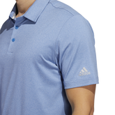 Alternate View 4 of Ultimate365 2.0 Novelty Heather Polo Shirt