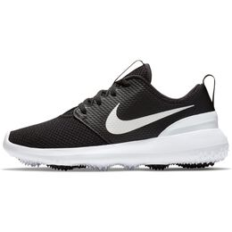 Nike Roshe G Junior Golf Shoe - Black/White