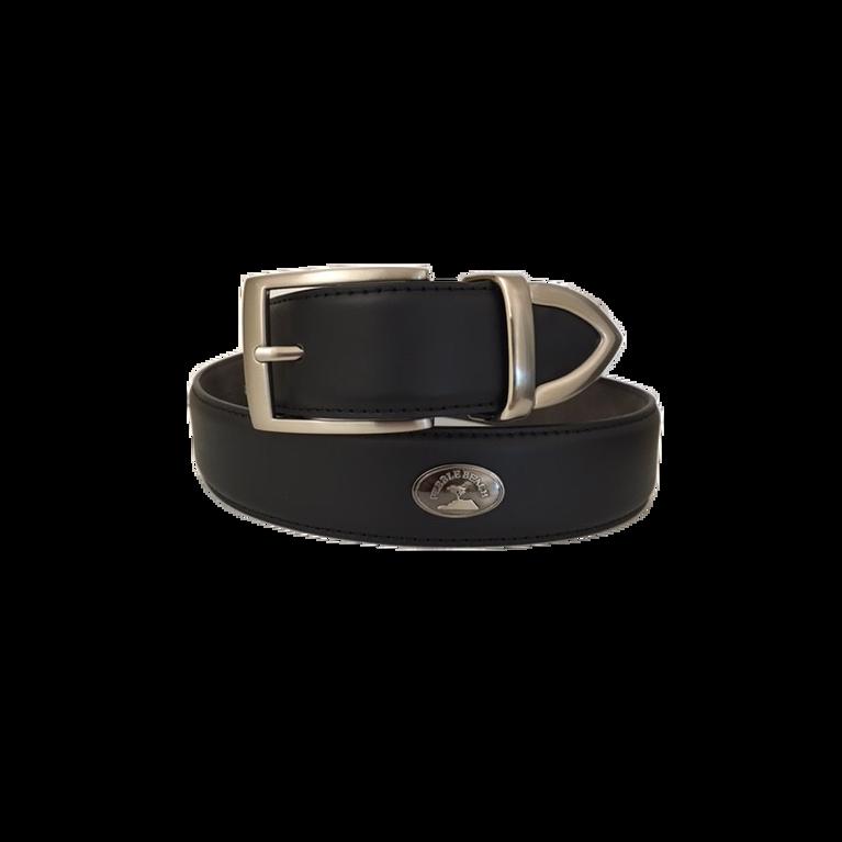 F19 PB: Leather Concho