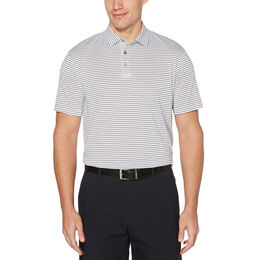 Feeder Stripe Short Sleeve Golf Polo Shirt