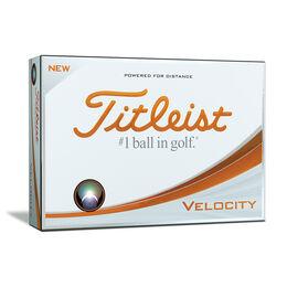 Titleist Velocity Golf Balls - Personalized
