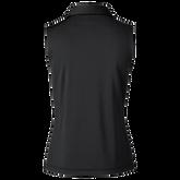 Alternate View 1 of Judy Striped Sleeveless Polo Shirt