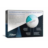 Alternate View 2 of Tour Speed Golf Balls