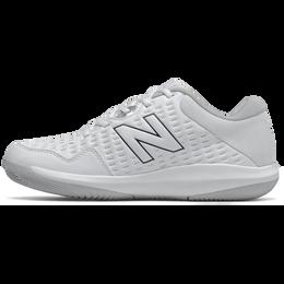 Women's 696V4 Tennis Shoe - White/Grey