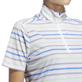 Alternate View 7 of Minted Blues Collection: Ultimate Stripe Polo Shirt