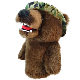 Daphnes Military Bear Headcover