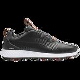IGNITE PWRADAPT Leather 2.0 Men's Golf Shoe - Black/White