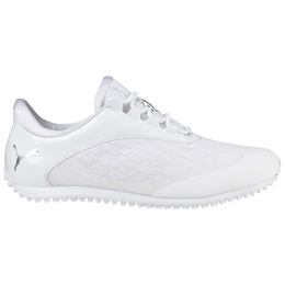 PUMA SummerCat Sport Women's Golf Shoe - White/Silver