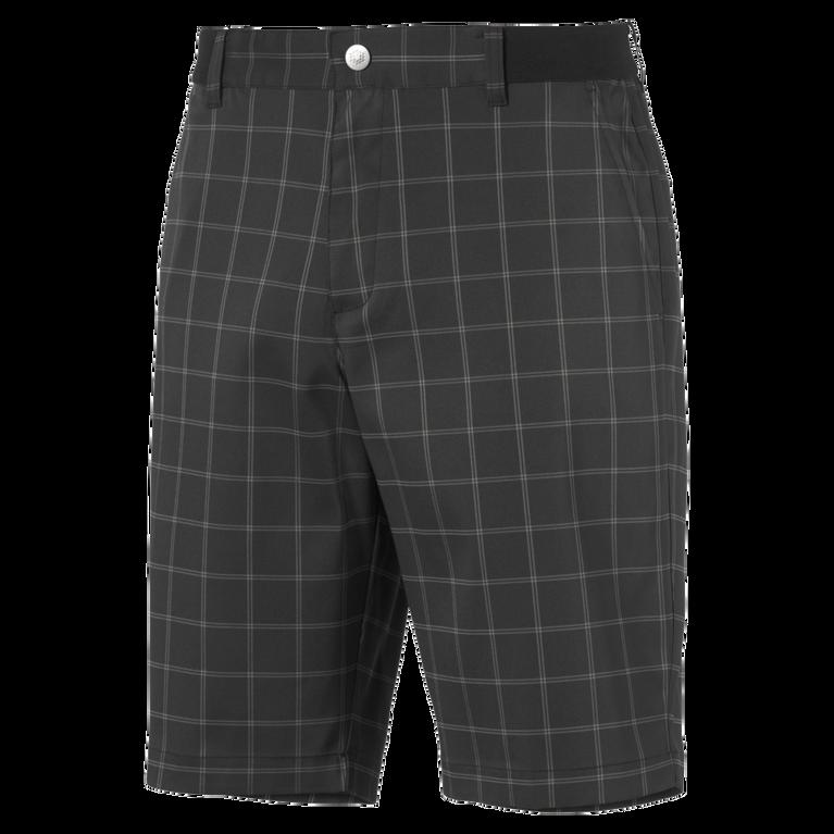 Plaid Golf Shorts