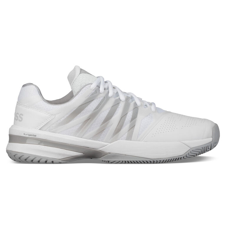 Ultrashot 2 Women's Tennis Shoe - White/grey