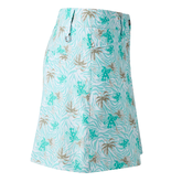 Alternate View 1 of Tropical Sense Spearmint Collection: Tropic Spearmint Golf Skort