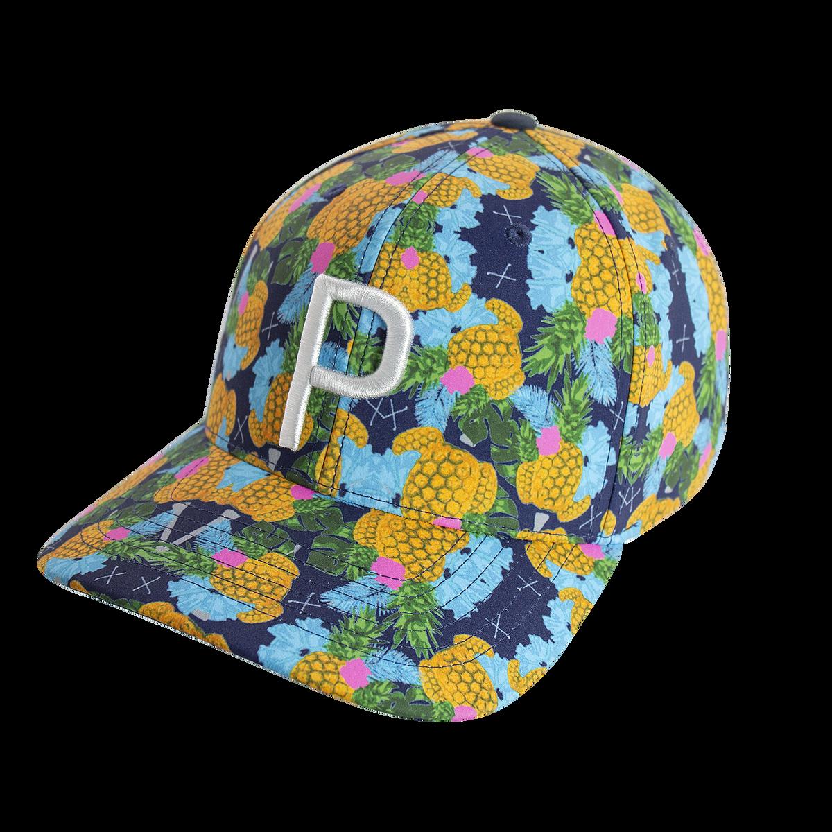 d2d11a490b8dcc PUMA Pineapple P Snapback Hat | PGA TOUR Superstore