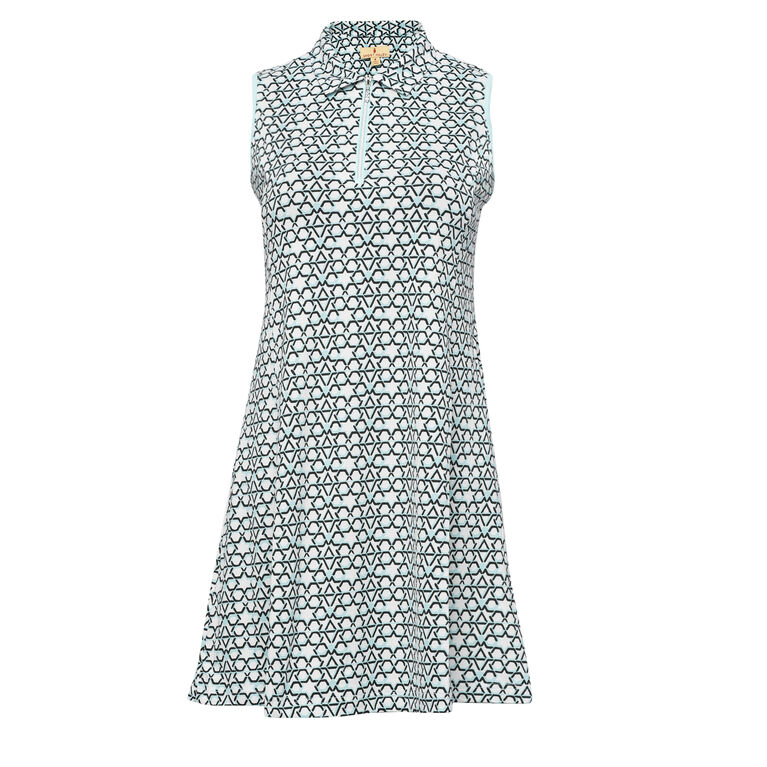 Pitch Perfect: Xena Sleeveless Dress