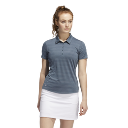 Short Sleeve Microdot Polo Shirt