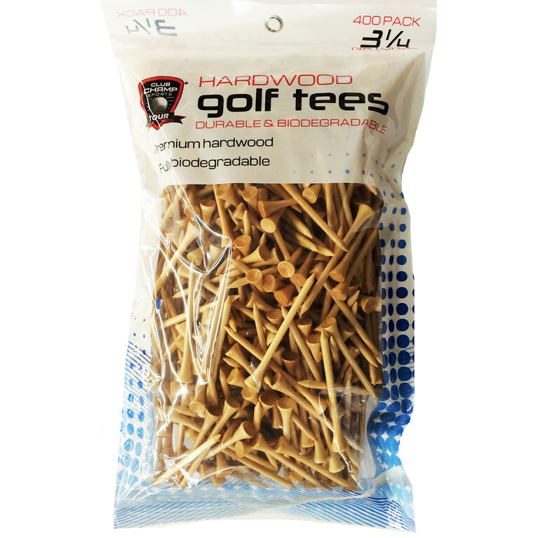 "Precision Golf Tees - 3 1/4"" - 400 Pack"