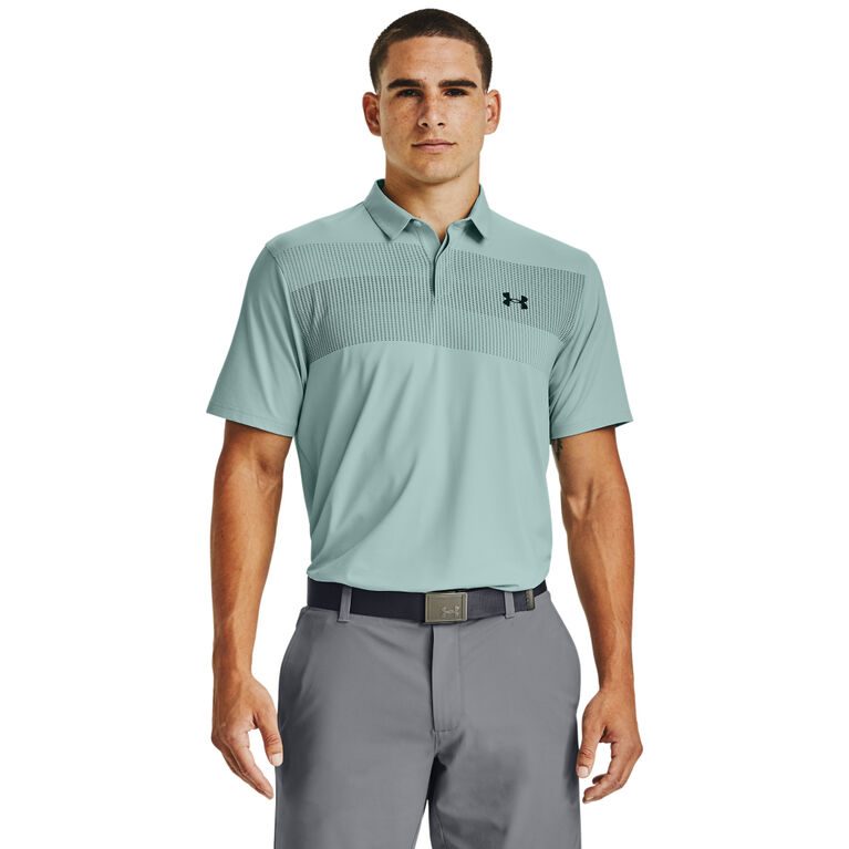 Iso-Chill Chest Graphic Polo