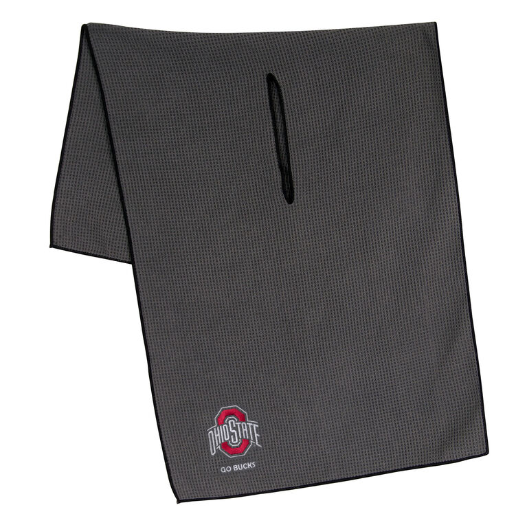 Team Effort Ohio State Buckeyes Microfiber Towel