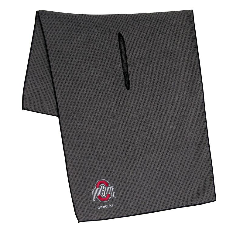Team Effort Ohio State Buckeyes Microfiber Towel