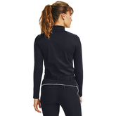 Alternate View 2 of Long Sleeve ColdGear Infrared Women's Solid Mock Neck Top