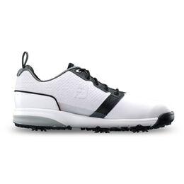 ContourFIT Men's Golf Shoe - White/Black (Previous Season Style)