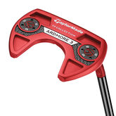 TaylorMade TP Ardmore 3 Red/White Putter w/ SuperStroke Grip