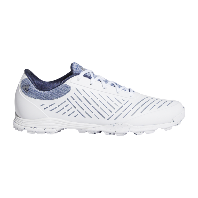Adipure Sport 2.0 Women's Golf Shoe - White/Silver