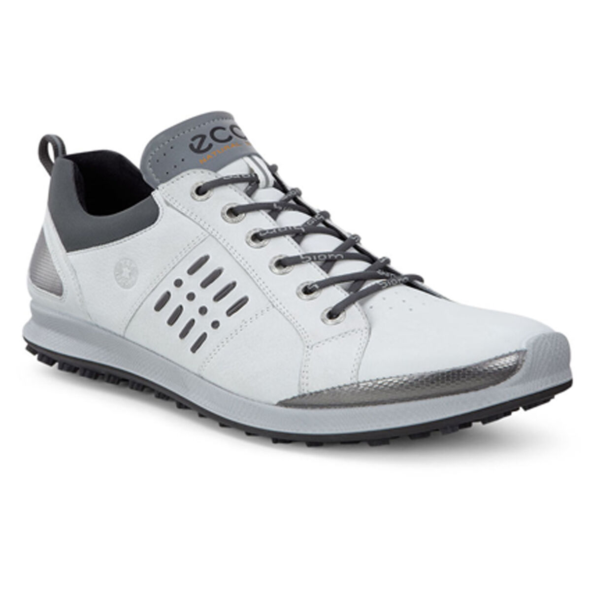 b4cb95fe0bea ECCO BIOM Hybrid 2 GTX Men s Golf Shoe - White Black