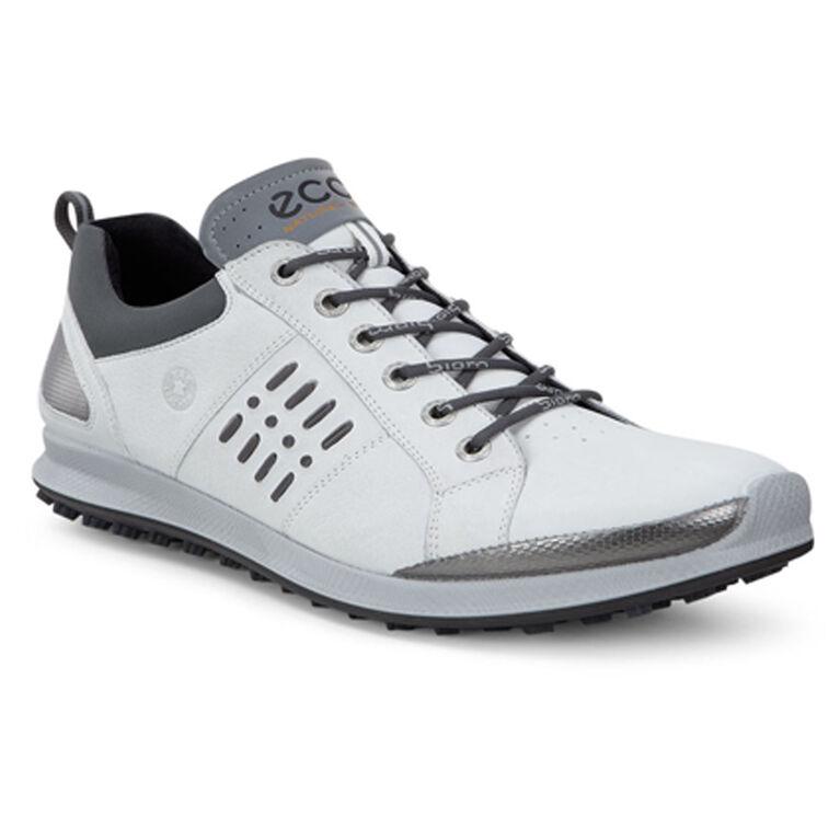 b49df49272 ECCO BIOM Hybrid 2 GTX Men's Golf Shoe - White/Black