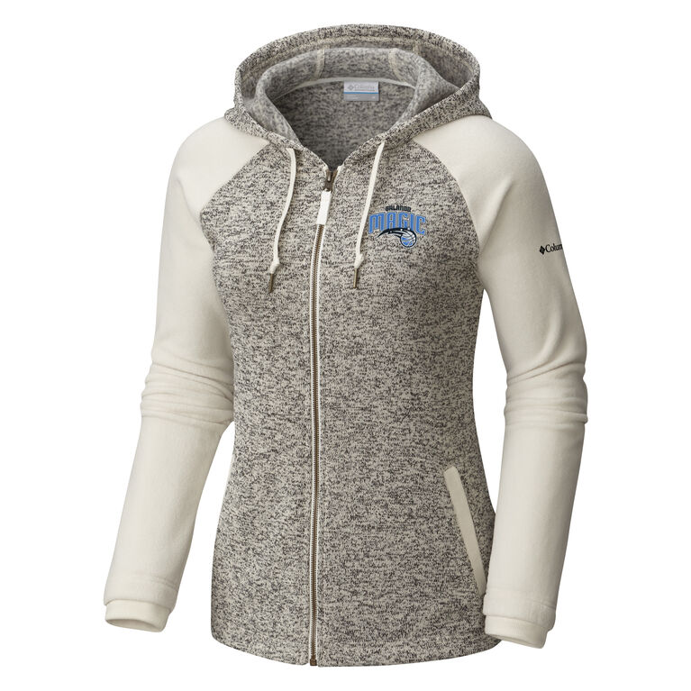 Orlando Magic Women's Full Zip Hoodie