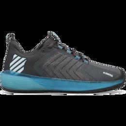 Ultrashot 3 Men's Tennis Shoe - Grey/Blue
